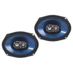 """Kicker 055KS693 6"""" x 9"""" 3-Way Speaker System"""