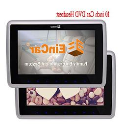 EinCar 10'' inch Dual Screen DVD Players 800480 Digital Scre