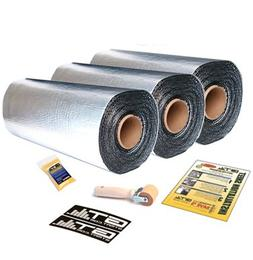 GTMAT 110 75 sqft Floor Kit Automotive Constrained Layer Dam