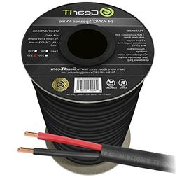 14 AWG CL3 OFC Outdoor Speaker Wire, GearIT Pro Series 14 Ga