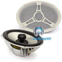 15 MXA692 Memphis 6 x 9 60W RMS 2 Way Marine Coaxial Speaker