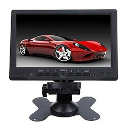 SallyBest® 7 Inch 16:9 HD 800x480 TFT LCD Color Screen Disp