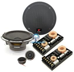 "165V2 - Focal 6.5"" Polyglass 2-Way Component Speakers System"