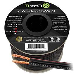 16AWG Speaker Wire, GearIT Pro Series 16 Gauge Speaker Wire