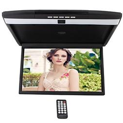 HD 17'' Digital TFT Monitor Car Roof Mount Display for cars