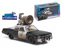 Greenlight 1974 Dodge Monaco Bluesmobile Blues Brothers Movi