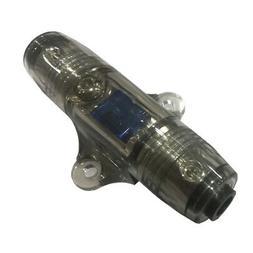 1PCS 60A Fuse Holder Fuseholder Block for Car Speaker Subwoo