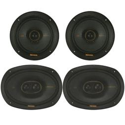 """2) Kicker 47KSC69304 6x9"""" KS-Series 2way Car Speakers+2) 47K"""
