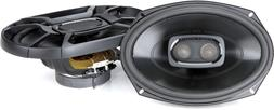 2 Polk Audio DB692 6x9 450w Car/Marine/ATV/Motorcycle Speake