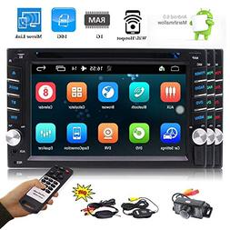 EinCar 2 Din Android 6.0 Car GPS Navigation Autoradio Blueto