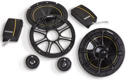 "2) NEW KICKER DS652 6.5"" 240W 2-Way 4-Ohm Car Audio Componen"