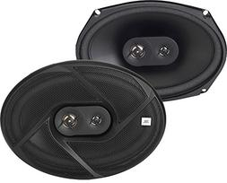 "2) New JBL GT6-69 6x9"" 210W 3 Way Car Coaxial Audio Speakers"