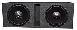 """2) HIFONICS HFX12D4 12"""" 1600W Car Audio DVC Subwoofers Subwo"""