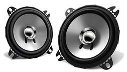 """2) New Kenwood KFC-C1055S 4"""" 210 Watt 2-Way Car Audio Coaxia"""