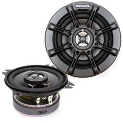 """2) NEW KICKER KS40 4"""" 40W 2-Way KS Series Car Audio Coaxial"""