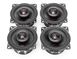 NEW SKAR AUDIO TX4 ELITE 4-INCH 2-WAY COAXIAL SPEAKERS 2 PA