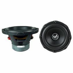 2) Audiopipe TXX-BD2-12 12-Inch 4-Ohm DVC 3000W Subwoofers