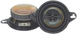 Pyramid 328GS 3.5-Inch 120-Watts 2-Way Speakers