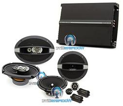 "3pkg Focal Auditor R-165S2 6.5"" 120W RMS 2-Way Component Spe"