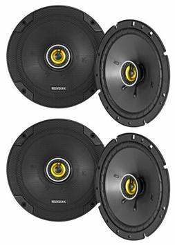 "KICKER 46CSC674 6.75"" 6-3/4"" 600w 4-Ohm Car Audio Coaxial S"