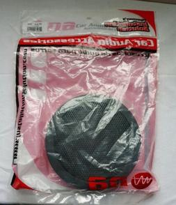 """4.5"""" Inch Car Speaker Woofer Steel Mesh Grill with Speed Cli"""