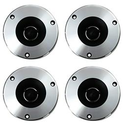 "4) New BOSS Audio TW-30 3"" 600W Car Bullet Dome Flush Super"