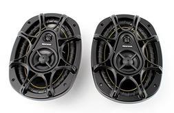 """4) KICKER DS60 6.5"""" 400 Watt 2-Way Car Coaxial Audio Speaker"""