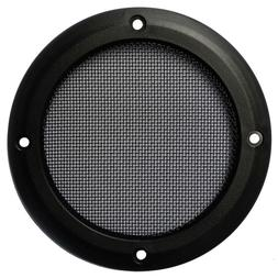 "4"" inch Car Audio Speaker Cover Decorative Round Metal Mesh"