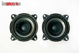 "5 Core 4"" Inches Professional Grade Full Range Car Speakers"