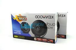 """4 New Kenwood KFC-1795PS 6.75"""" 660 Watt 3-Way Car Audio Coax"""