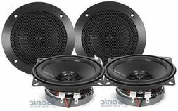"New! Rockford Fosgate R14X2 4"" 120 Watts 2-Way Full Range C"