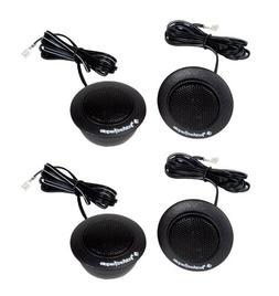 "4) Rockford Fosgate R1T-S 1"" 160 Watts Component Car Audio T"