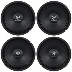 "Rockville RM84PRO 8"" 4 Ohm 1200 Watt SPL Midrange/Mid-Bass"