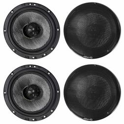 "American Bass SQ 6.5"" 80w RMS Car Audio Speakers with Neo S"