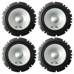 "4 Alpine SXE-1750S 6.5"" 560W Car 2 Way Component Audio Speak"