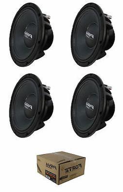 "4 x 8"" Midbass Speaker 2800W 8 Ohm Pro Car Audio PRV 8MB700F"