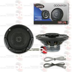 NEW 2019 KENWOOD 4 INCH CAR AUDIO 2-WAY CAR COAXIAL SPEAKERS
