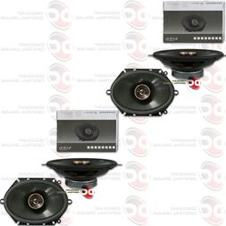 4 x INFINITY REFERENCE REF-8632cfx 6 x 8-INCH 2-WAY COAXIAL