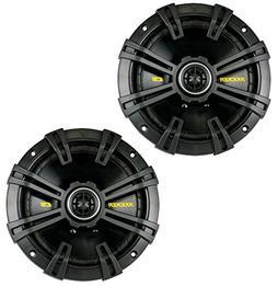"""Kicker 40CS674 Car Audio Coaxial 6 3/4"""" Speakers CS67"""