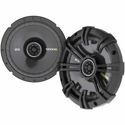 """Kicker 40CS674 6-3/4"""" CS-Series Coaxial Speakers - Pair"""