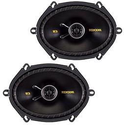 Kicker 40CS684 Car Audio Coaxial 5x7 6x8 Speakers CS68