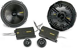 "Kicker 40CSS654 6.5"" 300W Component Speakers Systems"