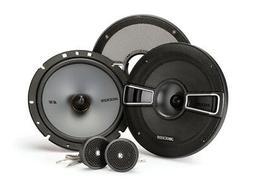 "Kicker 41KSS674 6-3/4"" 2-Way Component Speaker System"