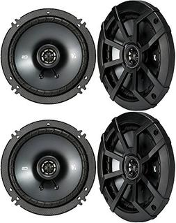 "KICKER 43CSC654 CSC65 6.5"" 6-1/2"" 1200w 4-Ohm Car Audio Coa"