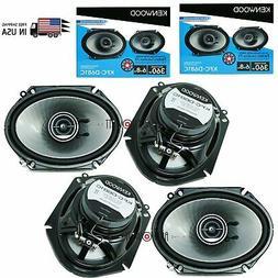 "4x Kenwood 360W KFC-D681C  6x8"" car audio  Speakers replacem"