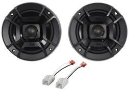 """5.25"""""""" Polk Audio Rear Speaker Replacement Kit For 2006-2008"""