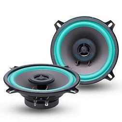 5 Inch 2 Way Car Coaxial Speaker Full Range Frequency Speake