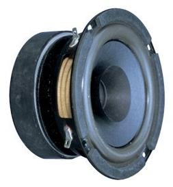 Electrovision 132mm  Round Speaker 45w, Black