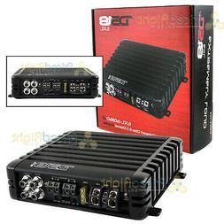 DS18 500 Watts Max Class D 2 Channel Amplifier Efficiency Co