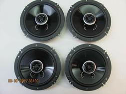 "6.5"" 40 watt coaxial car speakers 4 pkg, new."
